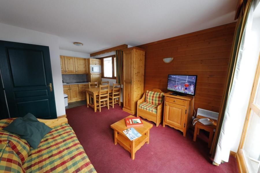 Location au ski Appartement 2 pièces 4 personnes (216) - Les Chalets Du Galibier - Valloire - Table basse