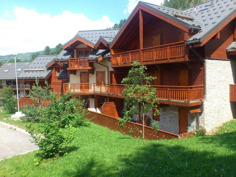 Location au ski Les Chalets Grand Vy - Valloire