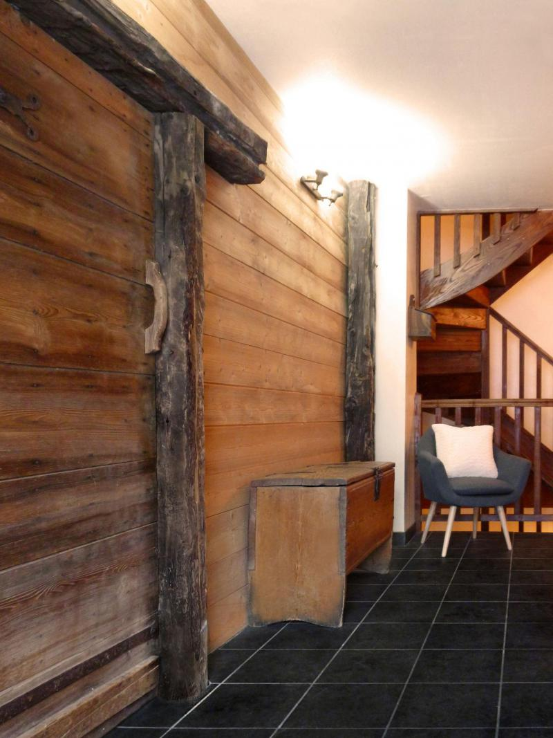 Аренда на лыжном курорте Апартаменты триплекс 6 комнат 12 чел. (3) - Les Fermes du Planet - Valloire