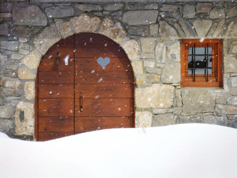 Аренда на лыжном курорте Апартаменты триплекс 6 комнат 12 чел. (3) - Les Fermes du Planet - Valloire - зимой под открытым небом