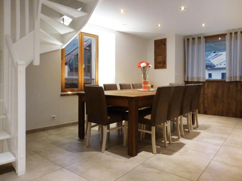 Аренда на лыжном курорте Апартаменты 6 комнат 12 чел. (6) - Les Fermes du Planet - Valloire