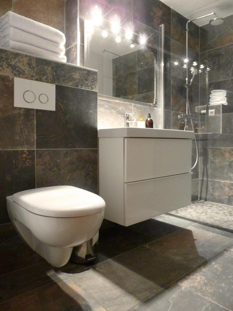 Аренда на лыжном курорте Апартаменты 6 комнат 12 чел. (5) - Les Fermes du Planet - Valloire - Туалет