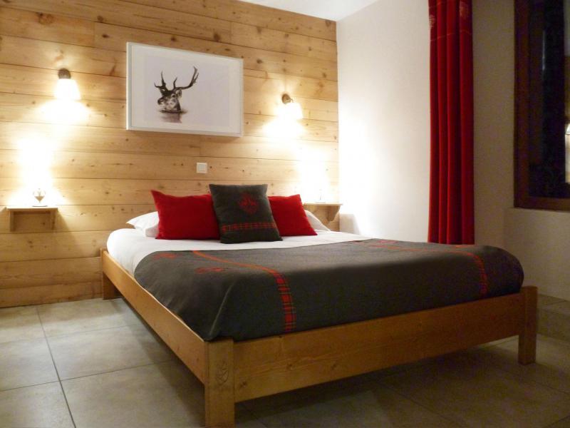 Аренда на лыжном курорте Апартаменты 6 комнат 12 чел. (6) - Les Fermes du Planet - Valloire - Дополнительная односпальная кровать
