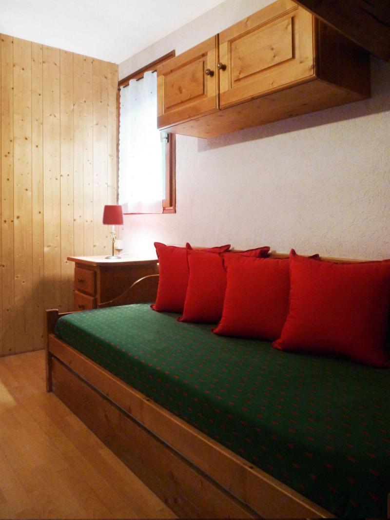 Аренда на лыжном курорте Апартаменты 6 комнат 12 чел. (6) - Les Fermes du Planet - Valloire - Диван
