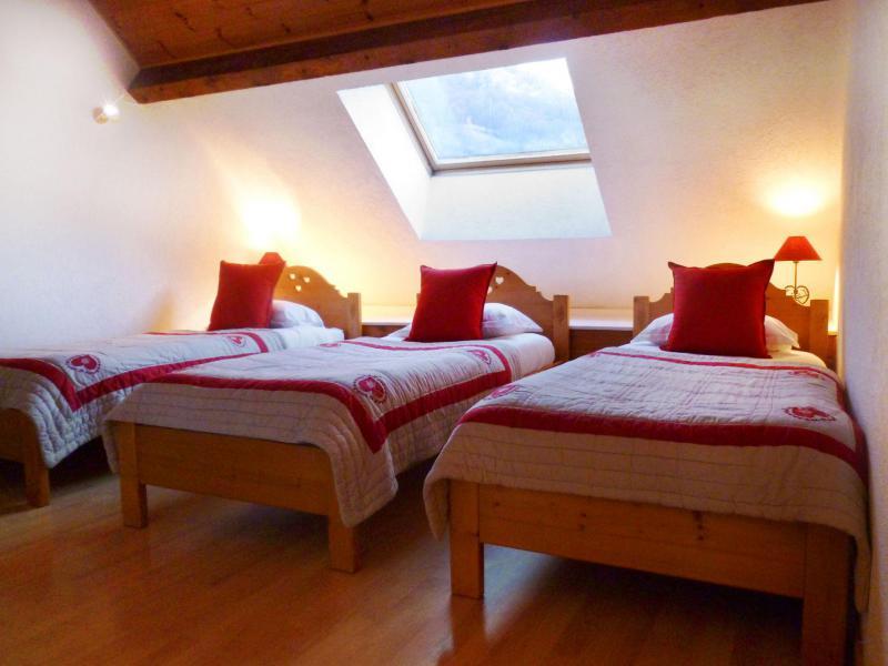 Аренда на лыжном курорте Апартаменты 6 комнат 12 чел. (6) - Les Fermes du Planet - Valloire - Односпальная кровать