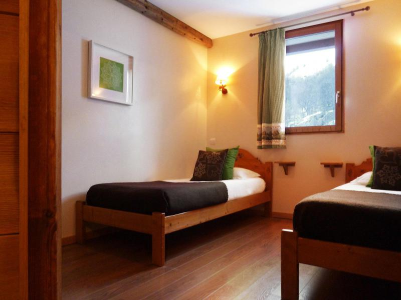 Аренда на лыжном курорте Апартаменты триплекс 6 комнат 12 чел. (3) - Les Fermes du Planet - Valloire - апартаменты