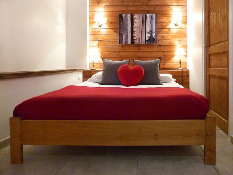 Location au ski Appartement 6 pièces 12 personnes (5) - Les Fermes Du Planet - Valloire - Lit double