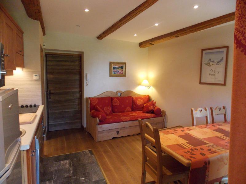 Аренда на лыжном курорте Апартаменты дуплекс 3 комнат 6 чел. (Pierre) - Maison l'Alpe de Virgile - Valloire - Салон