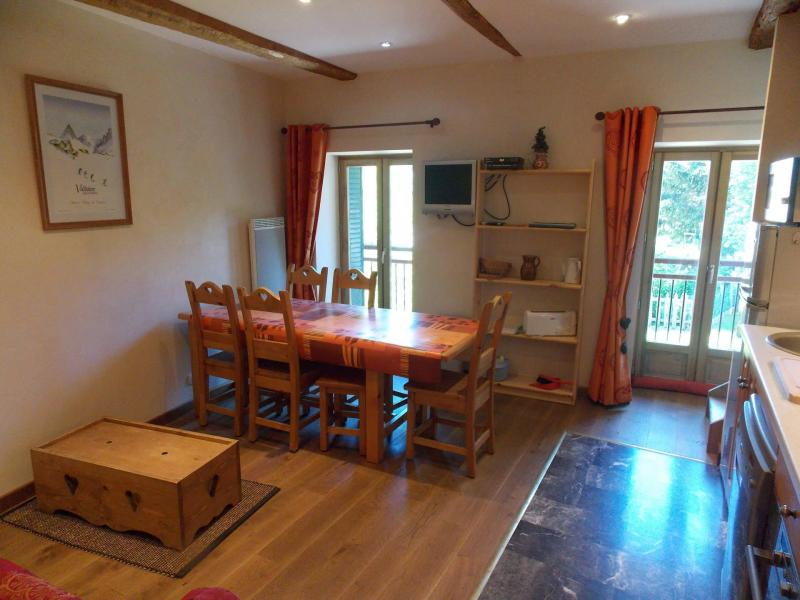 Аренда на лыжном курорте Апартаменты дуплекс 3 комнат 6 чел. (Pierre) - Maison l'Alpe de Virgile - Valloire