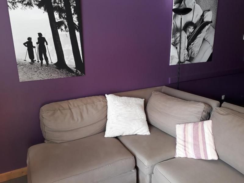 Аренда на лыжном курорте Апартаменты дуплекс 3 комнат 6 чел. (Jean) - Maison l'Alpe de Virgile - Valloire