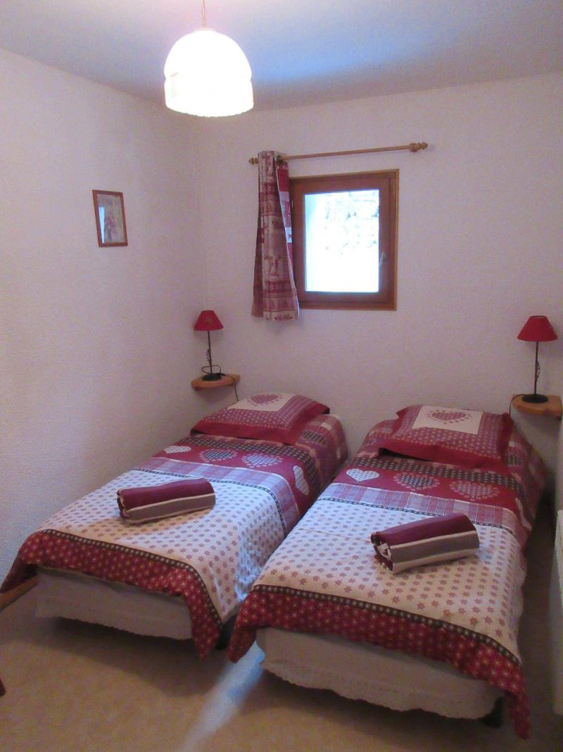 Location au ski Appartement 3 pièces 6 personnes - Maison Monnier - Valloire - Chambre
