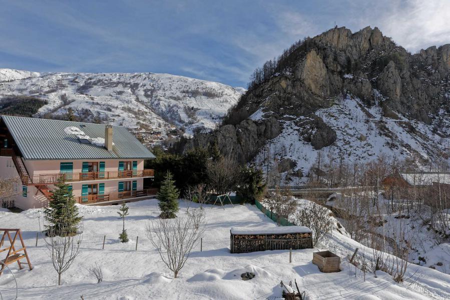 Аренда на лыжном курорте Maison Notre Nid - Valloire