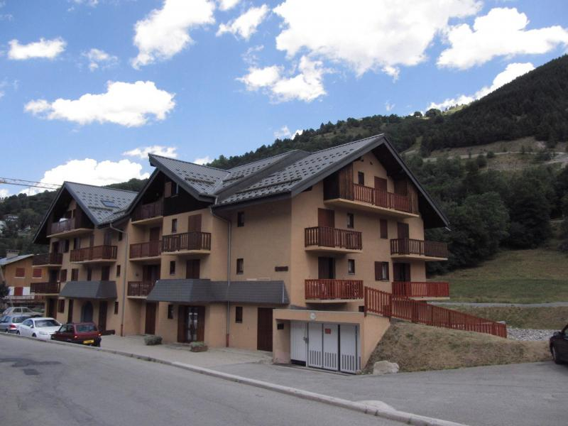 Location au ski Residence Altair - Valloire