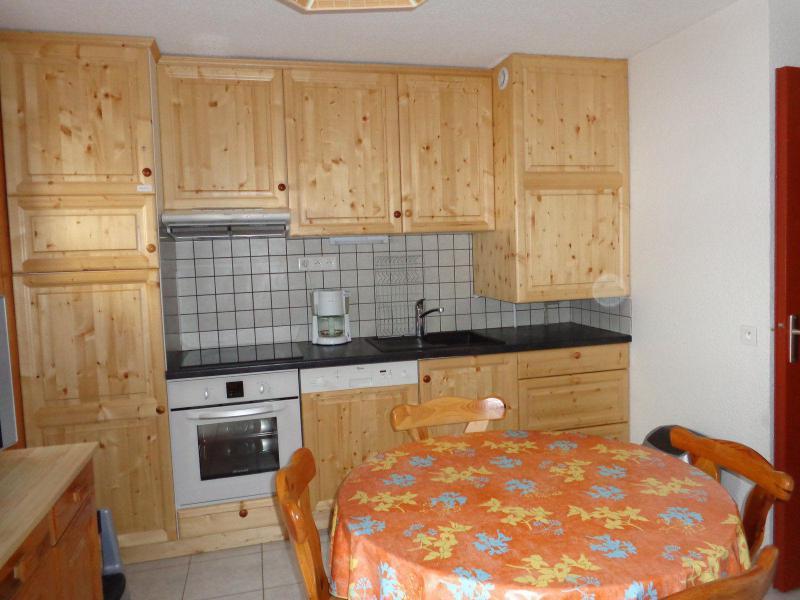 Аренда на лыжном курорте Квартира студия кабина для 4 чел. (87) - Résidence Altair - Valloire