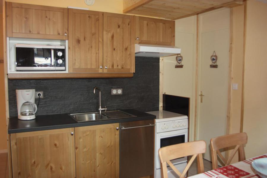 Аренда на лыжном курорте Апартаменты 2 комнат 4 чел. (92) - Résidence Altair - Valloire