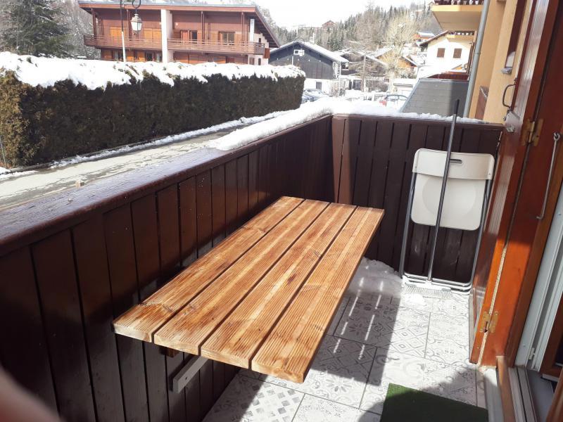 Аренда на лыжном курорте Квартира студия кабина для 4 чел. (94) - Résidence Altair - Valloire