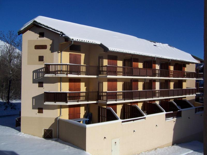 Location au ski Residence Bel Alp - Valloire