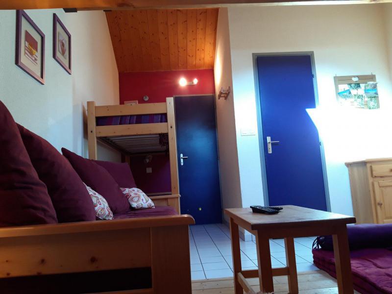 Аренда на лыжном курорте Апартаменты дуплекс 3 комнат кабин 6 чел. (19) - Résidence Bel Alp - Valloire