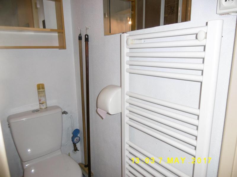 Аренда на лыжном курорте Квартира студия кабина для 4 чел. (55) - Résidence Bételgeuse - Valloire