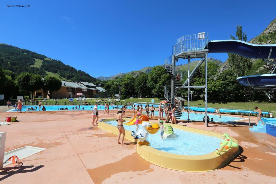 Аренда на лыжном курорте Квартира студия для 3 чел. (11) - Résidence Bon Accueil - Valloire