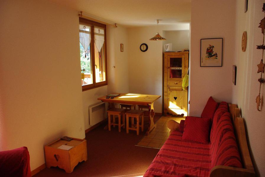 Аренда на лыжном курорте Квартира студия для 3 чел. (11) - Résidence Bon Accueil - Valloire - апартаменты