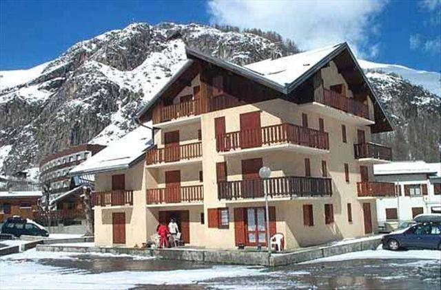 Location au ski Residence Carene - Valloire - Extérieur hiver