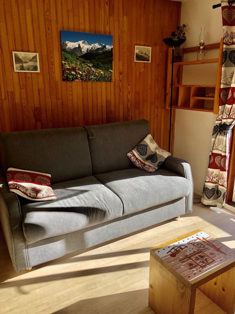 Аренда на лыжном курорте Апартаменты 2 комнат 4 чел. (13) - Résidence Carène - Valloire