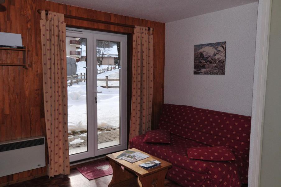 Аренда на лыжном курорте Квартира студия для 4 чел. (2) - Résidence Carène - Valloire