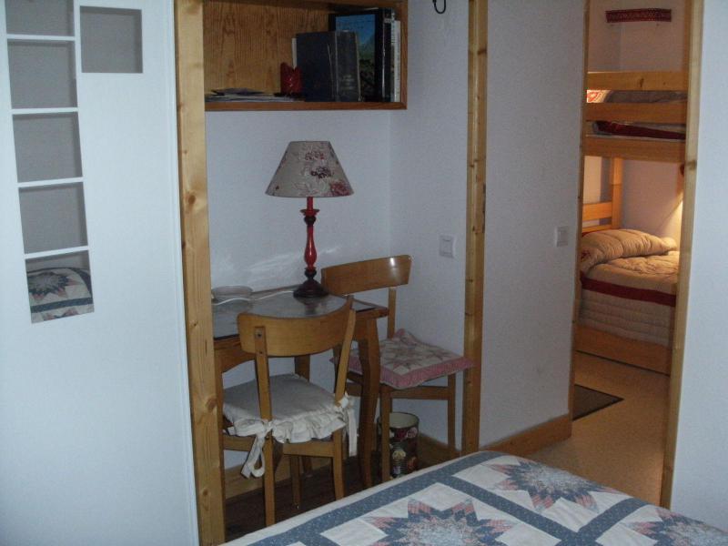 Аренда на лыжном курорте Апартаменты 2 комнат 6 чел. (6) - Résidence de la Clarée - Valloire