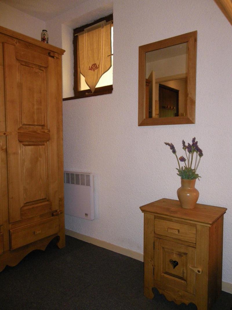Аренда на лыжном курорте Апартаменты 2 комнат 4 чел. (1) - Résidence Eden Val - Valloire