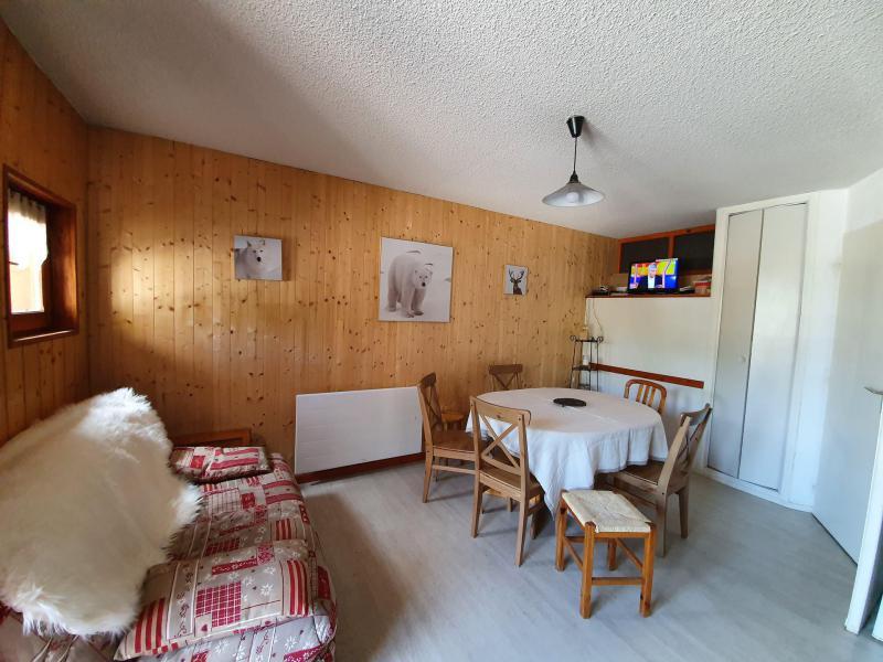 Аренда на лыжном курорте Квартира студия для 4 чел. (402) - Résidence Eridan - Valloire