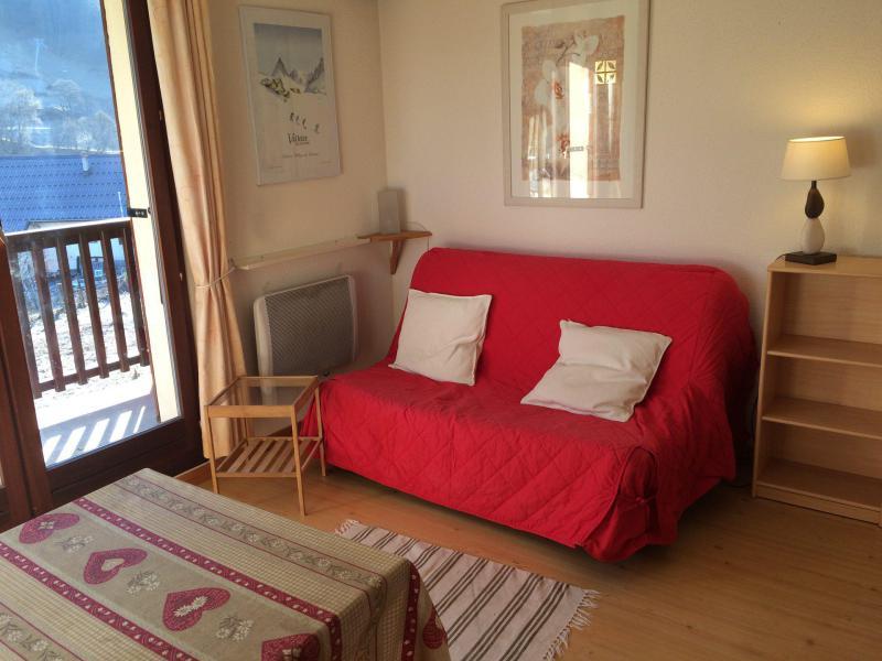 Аренда на лыжном курорте Апартаменты 2 комнат 4 чел. (21) - Résidence l'Adret - Valloire - Салон