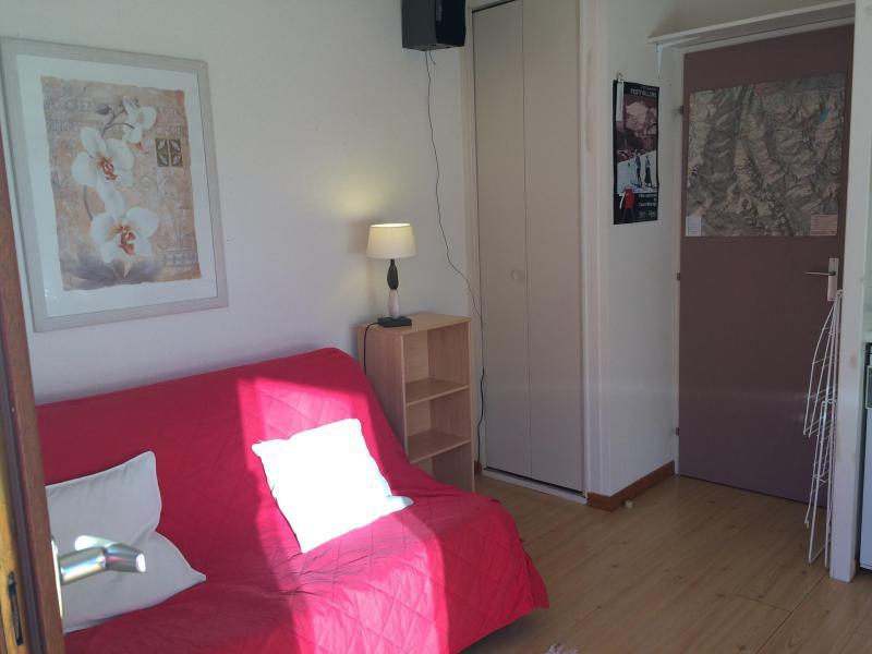Аренда на лыжном курорте Апартаменты 2 комнат 4 чел. (21) - Résidence l'Adret - Valloire - Диван