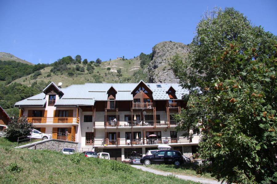 Аренда на лыжном курорте Résidence la Borge - Valloire