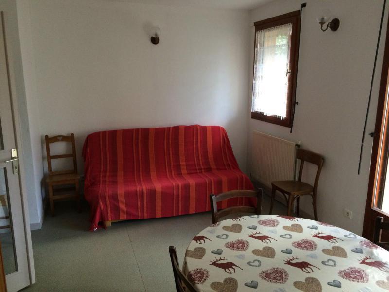 Аренда на лыжном курорте Апартаменты 2 комнат 5 чел. (1) - Résidence la Borge - Valloire