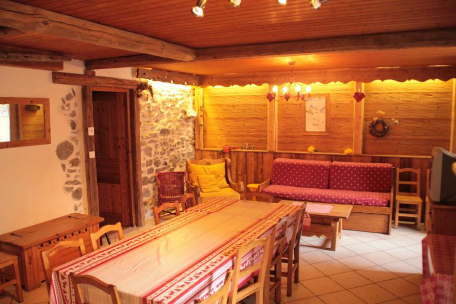 Аренда на лыжном курорте Апартаменты 4 комнат с мезонином 8 чел. (1E) - Résidence la Cordée - Valloire