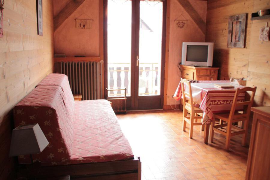 Аренда на лыжном курорте Апартаменты 2 комнат 4 чел. (10) - Résidence la Cordée - Valloire