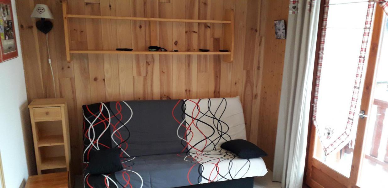 Location au ski Studio cabine 4 personnes (312) - Résidence la Croix du Sud - Valloire