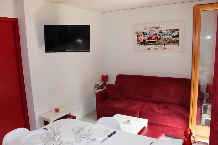 Location au ski Studio cabine 4 personnes (217) - Résidence la Croix du Sud - Valloire