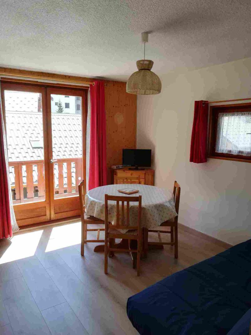 Аренда на лыжном курорте Квартира студия кабина для 4 чел. (232 ) - Résidence la Croix du Sud - Valloire