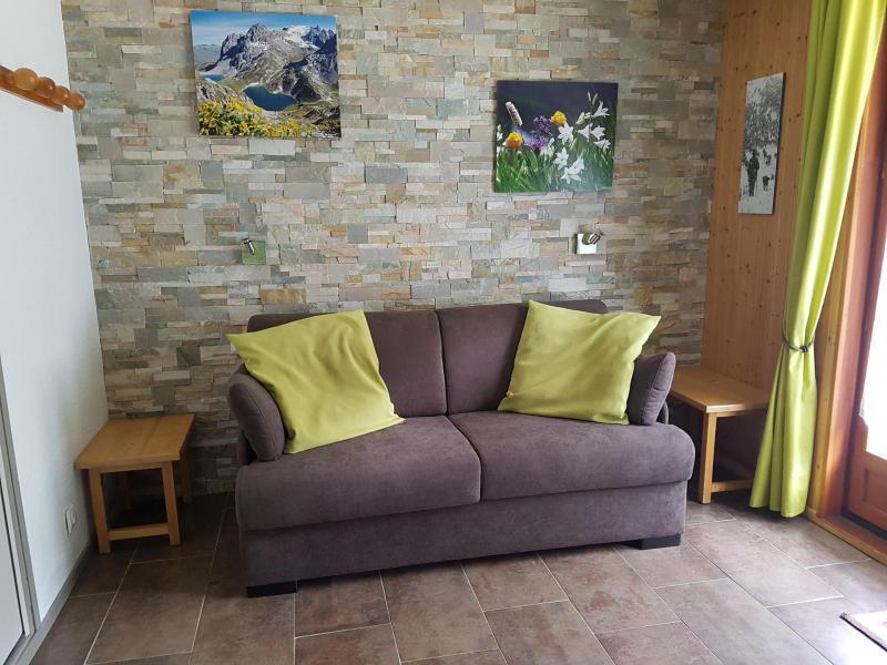 Аренда на лыжном курорте Квартира студия кабина для 4 чел. (206) - Résidence la Croix du Sud - Valloire