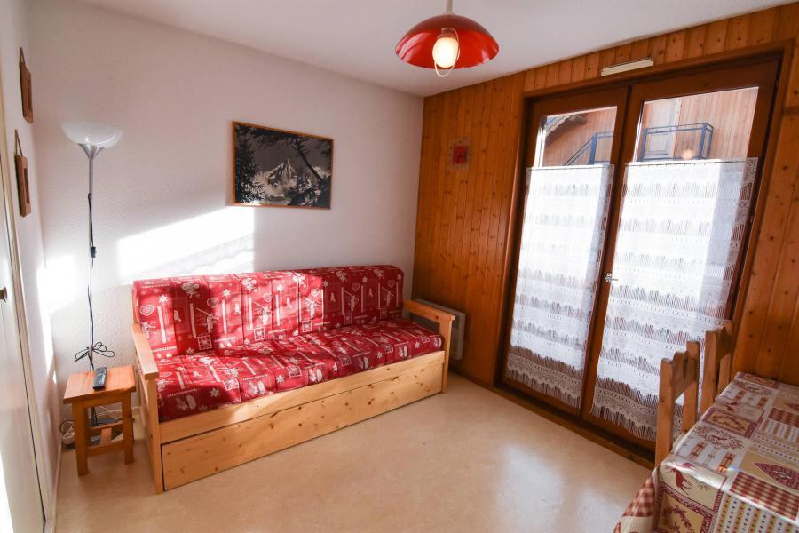 Location au ski Studio cabine 4 personnes (209) - Résidence la Croix du Sud - Valloire