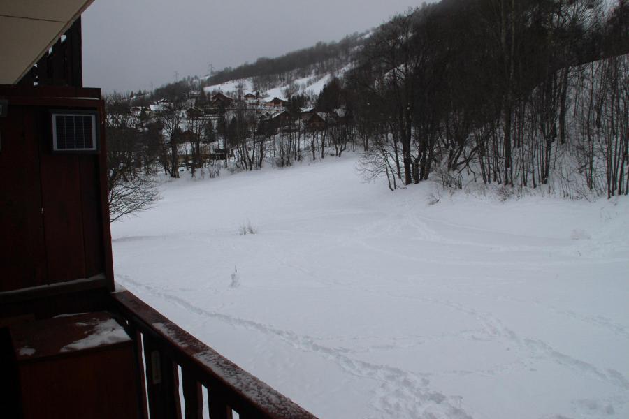 Аренда на лыжном курорте Квартира студия кабина для 4 чел. (217) - Résidence la Croix du Sud - Valloire