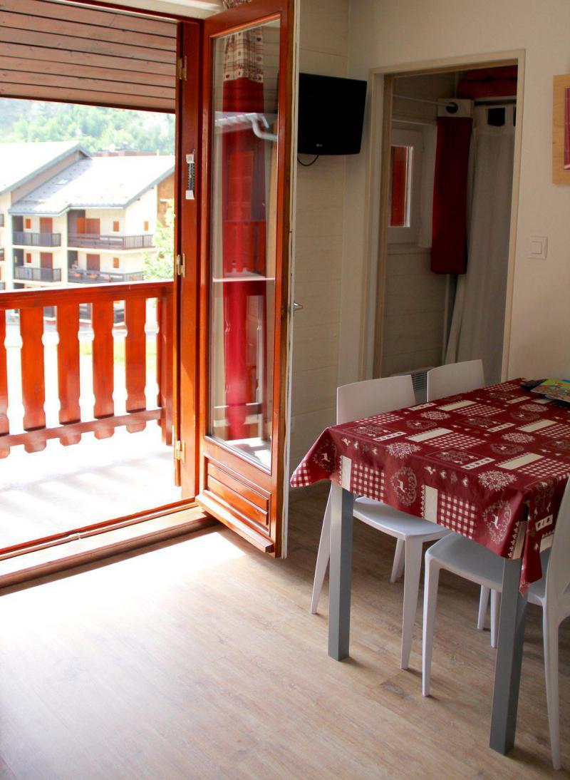 Location au ski Studio cabine 4 personnes (223) - Résidence la Croix du Sud - Valloire - Appartement