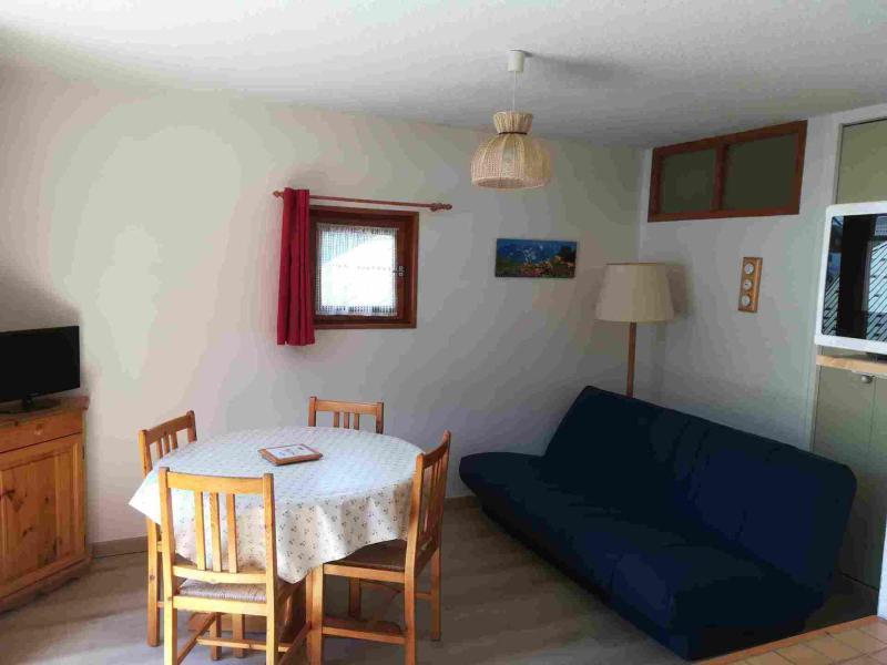 Location au ski Studio cabine 4 personnes (232 ) - Résidence la Croix du Sud - Valloire - Appartement