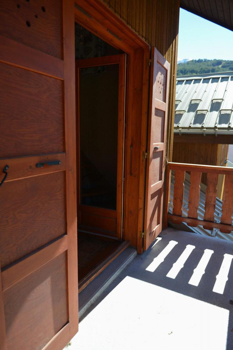 Location au ski Appartement 3 pièces mezzanine 6 personnes (114) - Résidence la Demeurance - Valloire