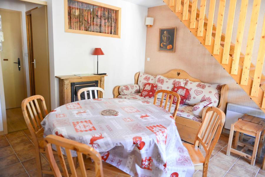 Location au ski Appartement 3 pièces mezzanine 6 personnes (114) - Résidence la Demeurance - Valloire - Appartement