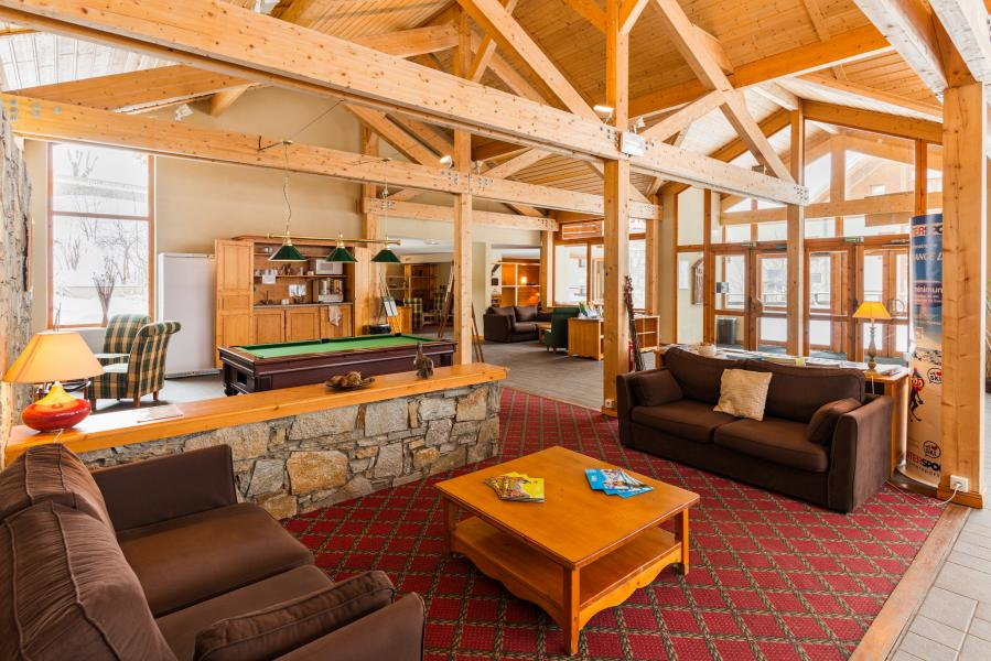 Location au ski Residence Lagrange Les Chalets Du Galibier - Valloire - Réception