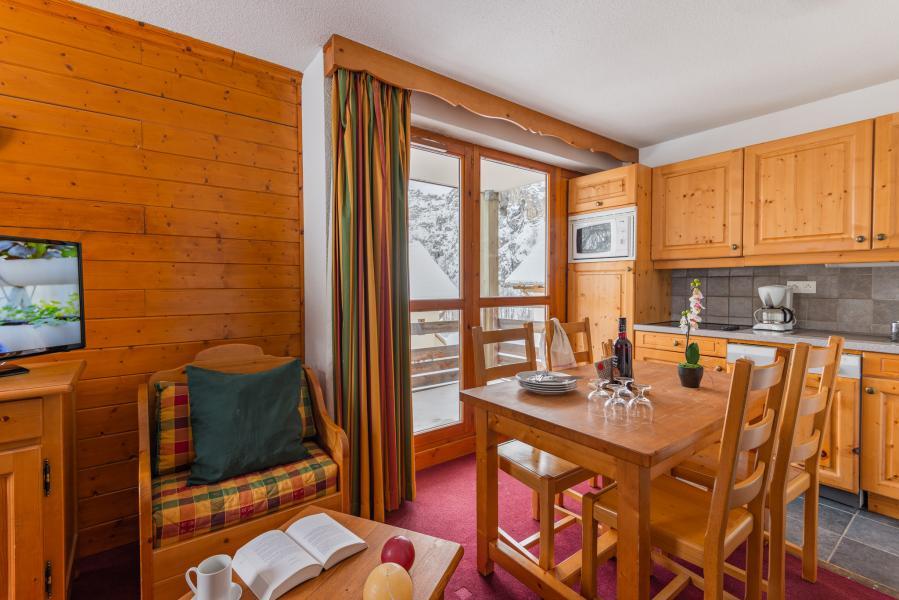 Location au ski Residence Lagrange Les Chalets Du Galibier - Valloire - Cuisine