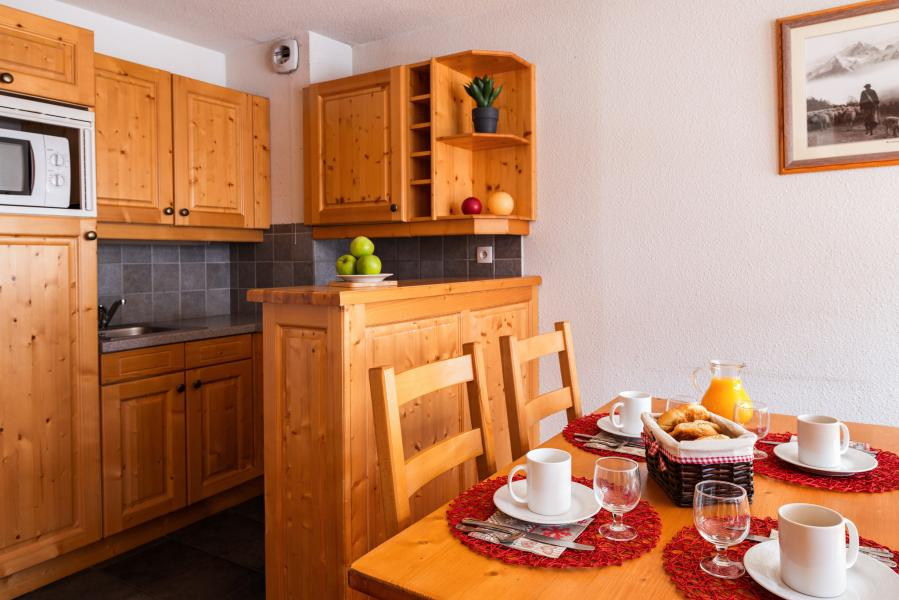 Location au ski Residence Lagrange Les Chalets Du Galibier - Valloire - Kitchenette